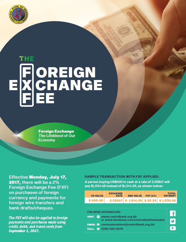 Foreign Exchange Fee Fxf